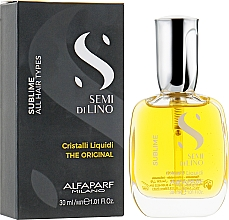 Kup Serum do włosów - Alfaparf Semi di Lino Sublime Cristalli Liquidi