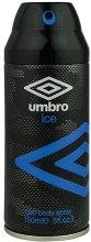 Kup Umbro Ice - Chłodzący dezodorant w sprayu dla mężczyzn