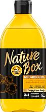 Kup Nawilżający żel pod prysznic z zimnotłoczonym olejem makadamia - Nature Box Macadamia Oil Shower Gel