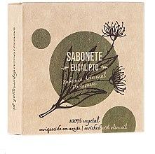 Kup Naturalne mydło w kostce Eukaliptus - Essências de Portugal Senses Eucalyptus Soap With Olive Oil