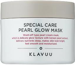 Kup Maska ściągająca do twarzy - Klavuu Special Care Pearl Glow Mask