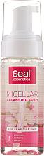 Kup PRZECENA! Micelarna pianka do cery wrażliwej - Seal Cosmetics Micellar Cleansing Foam *