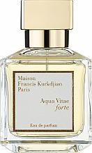 Kup Maison Francis Kurkdjian Paris Aqua Vitae Forte - Woda perfumowana