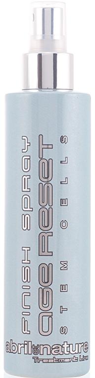 Spray dodający włosom objętości - Abril et Nature Age Reset Finish Spray — фото N1