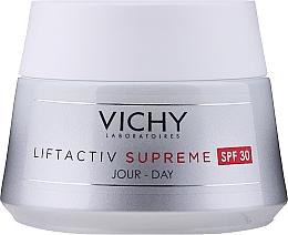 Kup Ujędrniający krem przeciwzmarszczkowy do twarzy SPF 30 - Vichy Liftactiv Supreme Intensive Anti-Wrinkle Day Cream