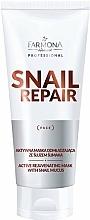 Kup Aktywna maska odmładzająca ze śluzem ślimaka - Farmona Professional Snail Repair Active Rejuvenating Mask With Snail Mucus
