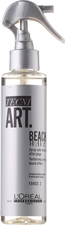Teksturyzujący spray z solą do włosów - L'Oreal Professionnel Tecni Art. Texturizing Salt Spray Beach Waves