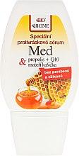 Serum do twarzy z mleczkiem pszczelim i koenzymem Q10 - Bione Cosmetics Honey + Q10 Serum — фото N2