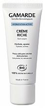 Kup Krem do twarzy do cery suchej i odwodnionej - Gamarde Hydratation Active Rich Cream