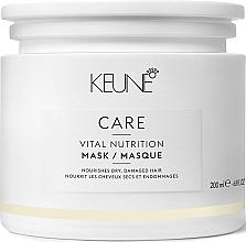 Kup Maska do włosów suchych i zniszczonych - Keune Care Vital Nutrition Mask