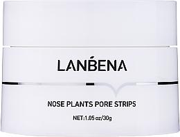 Kup PRZECENA! Maseczka do twarzy na zaskórniki - Lanbena Nose Plants Pore Strips*