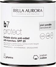 Kup Rozjaśniający krem do cery wrażliwej - Bella Aurora B7 Cream Clarifying Blush