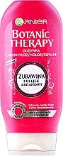 Kup Odżywka chroniąca włosy farbowane i z pasemkami Żurawina i olej arganowy - Garnier Botanic Therapy Argan Oil & Cranberry Conditioner