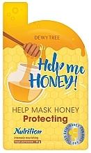 Kup Ochronna maska miodowa do twarzy - Dewytree Help Me Honey! Protecting Mask