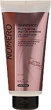 Szampon do włosów z olejem Macassar i keratyną - Brelil Numero Hair Professional Beauty Macassar Oil Shampoo — фото N1