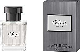 Kup S.Oliver For Him - Woda toaletowa dla mężczyzn
