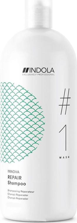 Naprawczy szampon do włosów - Indola Repair — фото N1