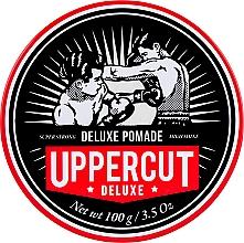 Kup Pomada do stylizacji włosów mocno utrwalająca - Uppercut Deluxe Pomade Barber Tin