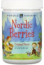 Kup Suplement diety do żucia z ekstraktem z jagód - Nordic Naturals Nordic Berries