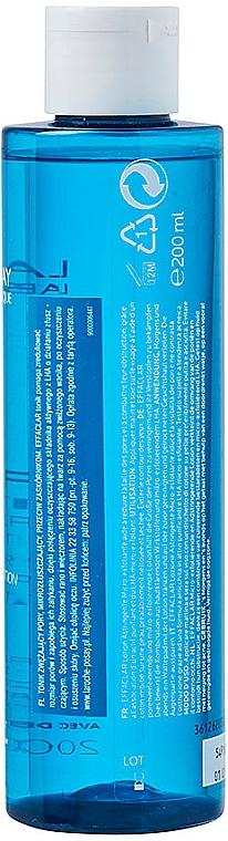 Mikrozłuszczający tonik zwężający pory skóry - La Roche-Posay Effaclar Astringent Lotion Micro-Exfoliant — фото N2