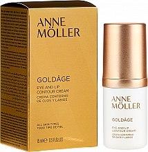 Kup Krem do skóry wokół oczu i ust - Anne Moller Goldâge Eye and Lip Contour Cream