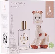 Kup PRZECENA! Parfums Sophie La Girafe Eau de Toilette - (edt/100ml+toy)*