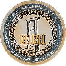 Kup Twarda woda kolońska po goleniu - Reuzel Wood & Spice Solid Cologne Balm