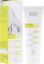 Kup Oczyszczające mleczko 3 w 1 z zieloną herbatą i mirtem - Eco Cosmetics Clean