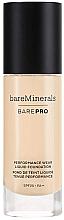 Kup PRZECENA! Podkład do twarzy w płynie - Bare Escentuals Bare Minerals BarePro Performance Wear Liquid Foundation SPF 20 *