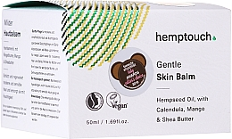 Kup Balsam do wrażliwej i suchej skóry twarzy i ciała - Hemptouch Gentle Skin Balm