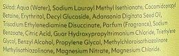 Wegański szampon z baobabem do wszystkich rodzajów włosów Nawilżenie i regeneracja - Bioelixire Vegan Shampoo — фото N2