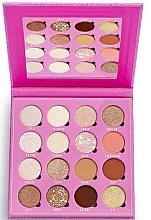 Kup Paleta cieni do powiek, 16 kolorów - Makeup Obsession Feels Eyeshadow Palette