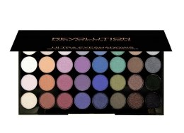 Paleta cieni do powiek - Makeup Revolution Ultra 32 Shade Palette Mermaids Forever — фото N3