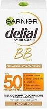 Kup Krem BB z filtrem przeciwsłonecznym - Garnier Delial Ambre Solaire BB Cream SPF50