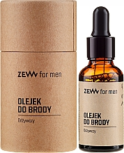 Kup Odżywczy olejek do brody - Zew For Men Nourishing Beard Oil