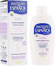 Kup Olej do ciała dla dzieci - Instituto Espanol