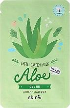 Kup Maska w płachcie z aloesem - Skin79 Aloe Fresh Garden Mask