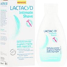 Kup Delikatna emulsja do golenia i higieny okolic intymnych - Lactacyd Intimate Shave