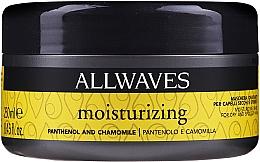 Kup Nawilżająca maska do włosów suchych Pantenol i rumianek - Allwaves Hydrating Panthenol And Chamomile Moisturizing Mask