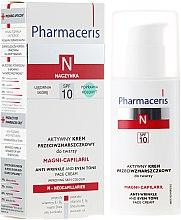 Kup Aktywny krem przeciwzmarszczkowy do twarzy - Pharmaceris N Magni-Capilaril Active Anti-Wrinkle Cream