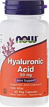 Kup Kwas hialuronowy - Now Foods Hyaluronic Acid 50 mg