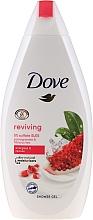 Kup Żel pod prysznic Granat i hibiskus - Dove Go Fresh Reviving Shower Gel