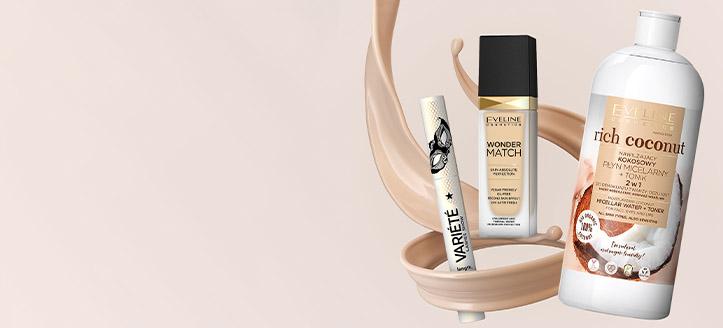 Zniżka 10% na wszystkie produkty Eveline Cosmetics. Сeny uwzględniają zniżkę.