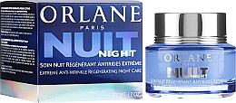Kup Przeciwzmarszczkowy krem do twarzy na noc - Orlane Extreme Anti-Wrinkle Regenerating Night Care