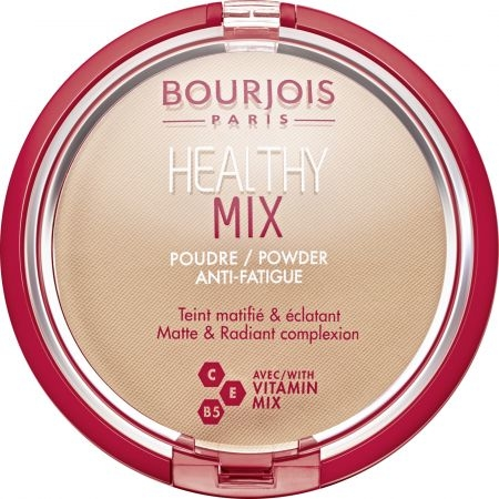 Puder maskujący oznaki zmęczenia - Bourjois Healthy Mix Powder