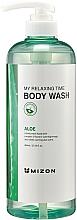 Kup Żel pod prysznic Aloes - Mizon My Relaxing Time Body Wash