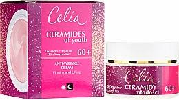 Kup Krem przeciwzmarszczkowy Ujędrnienie i lifting 60+ - Celia Ceramidy