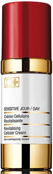 Komórkowy krem do skóry wrażliwej - Cellcosmet Sensitive Cellular Day Cream — фото N2