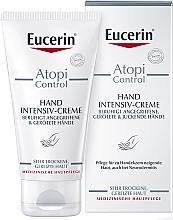 Kup Krem do atopowej skóry rąk - Eucerin AtopiControl Intensiv Hand Creme