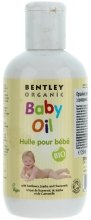 Kup Olejek pielęgnacyjny do ciała dla dzieci i niemowląt Słonecznik, olej jojoba i rumianek - Bentley Organic Baby Oil With Sunflower, Jojoba And Chamomile